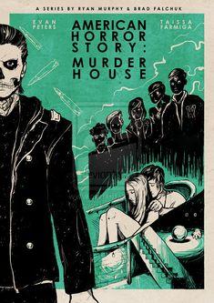 Lost Souls, American Horror Story - Murder House by robso.deviantart.com on @deviantART