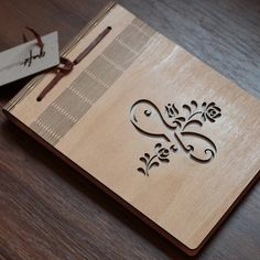 Photo album, A5 Office Accessories, A5, Picnic, Wood, Handmade, Day Planners, Bamboo, Hand Made, Woodwind Instrument