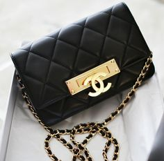 Chanel Gold Class Double CC Bag