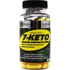 Applied Neutriceuticals 7-Keto.  Provides adrenal support, enhances the immune system etc.  Our Price: $100.00 (Retail Price: $200.00).  http://www.whattsupps.com.au/product/applied-neutriceuticals-7-keto  #Whattsupps #fatburners #supplements