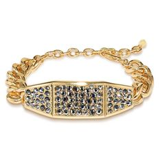 While supplies last. You name it, and this bracelet with its glimmering hematite crystals looks great with it! Accommodates a range-of wrist sizes with a lobster-claw clasp closure. http://www.youravon.com/avon