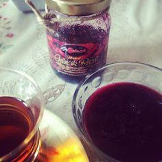 Gelincik reçeli - Red poppy jam  // Ada Cafe® Bozcaada