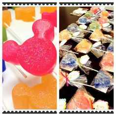 Kids Soap  Mickey Mouse popsicle soaps by Soapmuchlove on Etsy, $6.00
