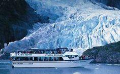 Take an Alaskan cruise
