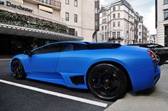 Lamborghini Murciélago LP640 (by J*Segers)