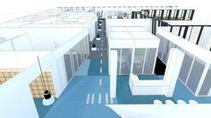bleuelink - concept interieor design - runway
