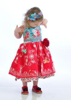 (http://www.bittybirdieboutique.com/moxie-mabel-fantasia-dress-sizes-2t-6/) Bitty Birdie Boutique. Retail $126, sale price $75.99
