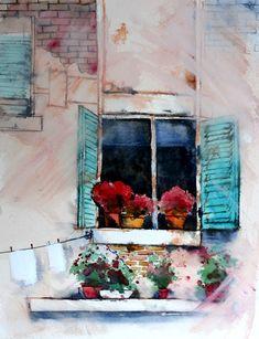 three study in watercolor .. - WetCanvas