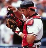 atlanta braves javy lopez.....one of my all time favorite players!!!