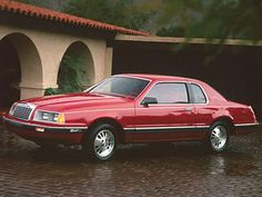 1988 Ford Thunderbird- Mine was a 5.0... loved that car ;-)