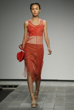Reed Krakoff RTW Spring 2013 - Runway, Fashion Week, Reviews and Slideshows - WWD.com