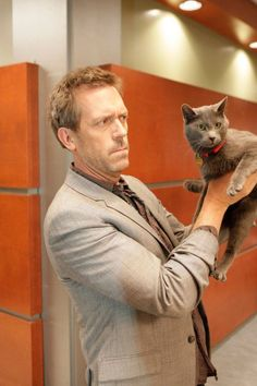 dr. house and cat! submission from nikki
