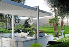 Close your eyes and imagine the quintessential Palm Springs pad. Low lines and clean lines. Whi...