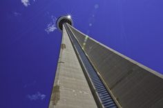 Photograph CN Tower by Chris Muir on Toronto Cn Tower, Canada, Toronto Photography, Building, Travel, Viajes, Buildings, Destinations, Traveling