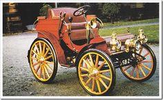 1901 Arrol-Johnston