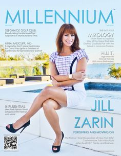 March 2014 | Number 37   JILL ZARIN  FORGIVING AND MOVING ON  Photos by Warren Woodberry Jr. Photos Edited by Christopher Soto-Chimelis. Makeup Artist Anna Swiderska. Hair Stylist  Marzena Jon. Video Interview by !Fusion Host Lucy Jade Norris. !Fusion Video Editor Anthony Morrison. Special Thanks to  Hamptons Employment Agency. Read Issue Here: http://www.magcloud.com/webviewer/715561?__r=290795&s=w
