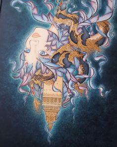 Aşk 26/36 cm Dragon ,Galata 😊