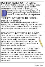 Revisiting mentor sentences this blog is a wealth of information mentor sentences explanations and freebies stopboris Gallery