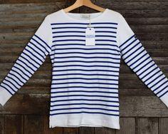 9c5f266da9b Woman Sailor Shirt - Marinière Femme - Quimper - Made in France - Armor Lux