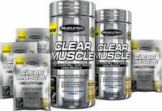 Clear Muscle Bonus Super Saver Stack by MuscleTech at Bodybuilding.com - Lowest Prices on Clear Muscle Bonus Super Saver Stack!