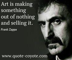 frank zappa political quotes - Google Search