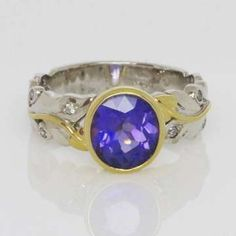 Handmade Coloured Stone Ring Jewellery - Ruby Tuesday Jewellery Melbourne