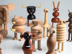Funny Farm (by Isidro Ferrer for LZF lamps).