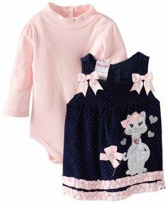 Nannette Baby-Girls Newborn 2 Piece Corduroy Cat Jumper Set, Navy Blue, 6-9 Months Nannette,http://www.amazon.com/dp/B00CC7EVVI/ref=cm_sw_r_pi_dp_O9Bzsb0SJDP8C7PS