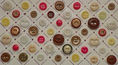 Antique Vintage Buttons Lot 46pc China Buttons France Fancy Designs Great Colors ...sold for $13.25 in 2013