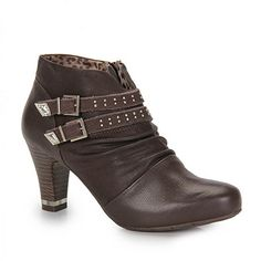 Ankle Boots Comfortflex 14-97303 - Cafe