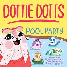 FREE on Kindle for a limited time only! Dottie loves to swim! But cats aren't supposed to like water, are they? Dottie has to find the courage to be herself at her friend Andy's pool party — even when her friends are watching.