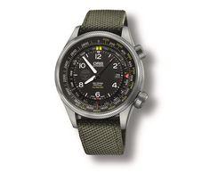 La montre Oris Big Crown ProPilot Altimeter revue et corrigée aux couleurs du GIGN