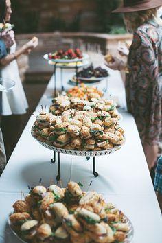 Landon + Caroline Wedding, Photo by Alixann Loosle, Catering by Magleby's #weddingfood #utahvalleybride #utahweddingphotography #bohemianwedding