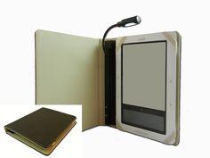 Nook 1st Edition eReader Cover Case w Built in Never Lose LED Light Sale   eBay