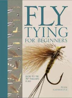 Any angler who takes up the art of fly tying will discover an added dimension to the wonderful sport of fly fishing. This profusely illustrated instruction book shows beginners how to craft 50 profess