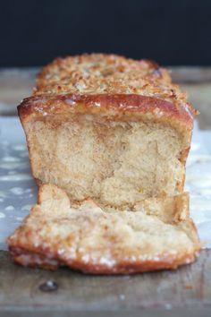 Orange-Coconut Pull-Apart Bread