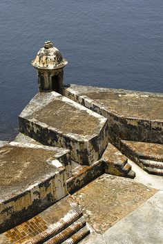 El Castillo San Felipe del Morro, San Juan, Puerto Rico
