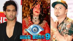 Expected contestants to participate in the India famous reality show Bigg Boss 9
