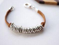 Tendance Bracelets – Unisex Bracelet, Cuff Bracelet, Women's Suede Links Bracelet, Men's Thread Bracelet, Men's Boho Bracelet, Men Fashion, Gift for Men Tendance & idée Bracelets 2016/2017 Description...