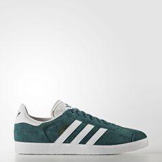 timeless design 2dca3 27188 adidas - Gazelle Schoenen Adidas Gazelle Grün, Nike Air Max, Adidas Schuhe,  Schuhe