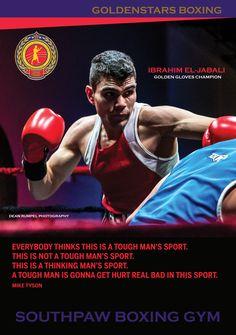 Boxing Gym, Mike Tyson, It Hurts, Champion
