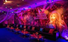 Festa tema Tomorrowland: lounge - Foto: Luiz Claudio Fotografia