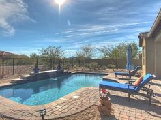Get Ready to Enjoy Your Summer By the Pool in the North Phoenix Homes, Get Ready, Outdoor Decor, Summer, Summer Time