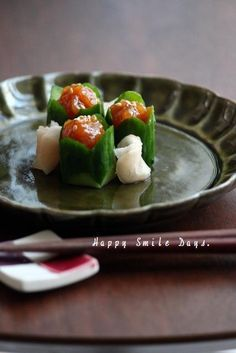 梅味噌きゅうり。 Moromi miso?