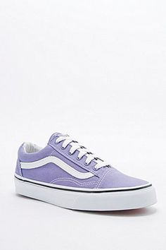c1e134f640b Vans Old Skool Trainers in Lilac Vans Old Skool Trainers