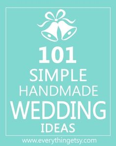 Free Wedding Printables {Handmade Wedding}– Botanical PaperWorks - EverythingEtsy.com