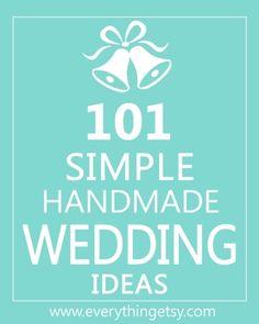Free Wedding Printables {Handmade Wedding}– Botanical PaperWorks - EverythingEtsy.com
