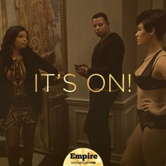 """The """"Empire"""" Expands! The Fox Hip-Hop Drama Pulls In Shocking Ratings Fangirl - Empire Serie Empire, Empire Cast, Empire Fox, Lucious Lyon, Best New Shows, Empire Season, Taraji P Henson, Empire State Of Mind, Building An Empire"""