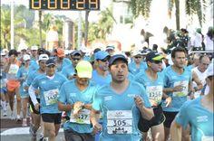 Maratón de las Flores, Medellín (2012)