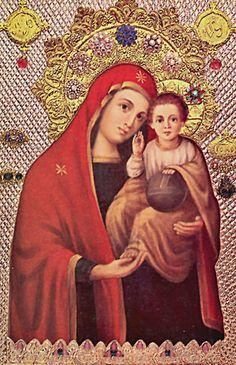 икона Божьей матери « БОЯНСКАЯ »  (Бояновская)